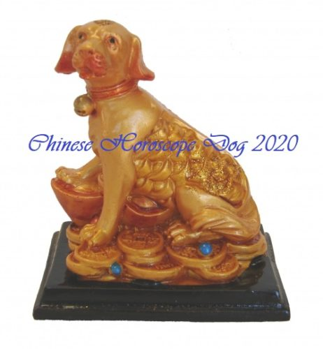 Chinese Horoscope Dog 2020