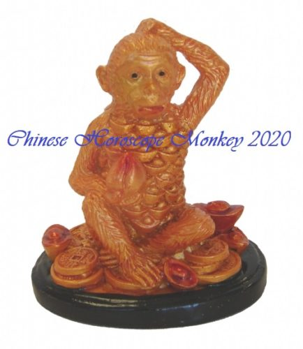 Chinese Horoscope Monkey 2020