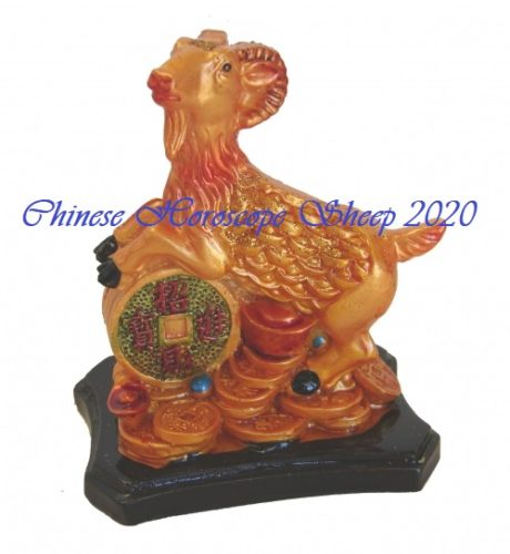 Chinese Horoscope Sheep 2020