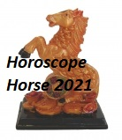 Horoscope Horse 2021