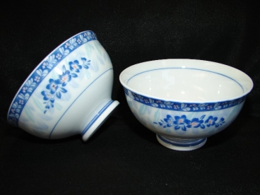 Porcelain Rice Bowls