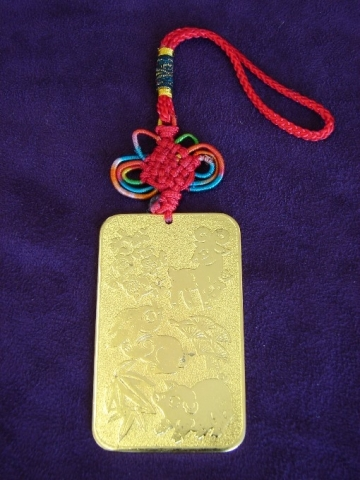 Chinese Horoscope Ally Amulet For Rabbit Sheep And Pig