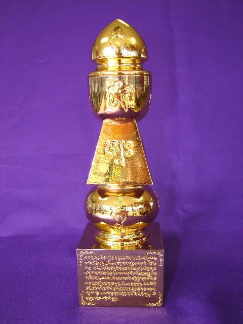 5 Element Pagoda With Mandra