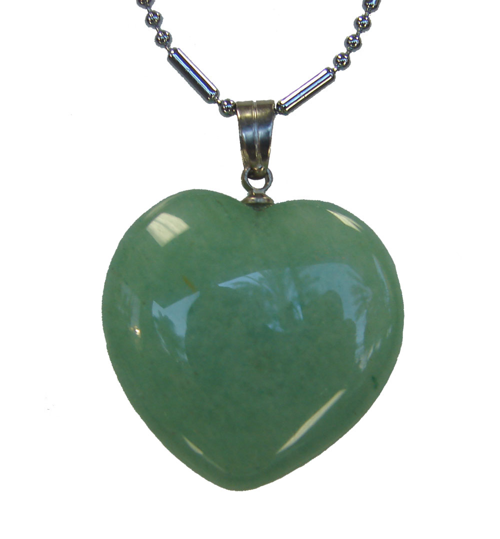 Jade heart pendant mozeypictures Choice Image