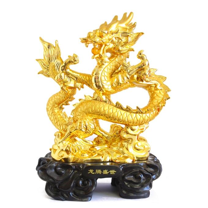 Home » Chinese Zodiac » Dragon Statues