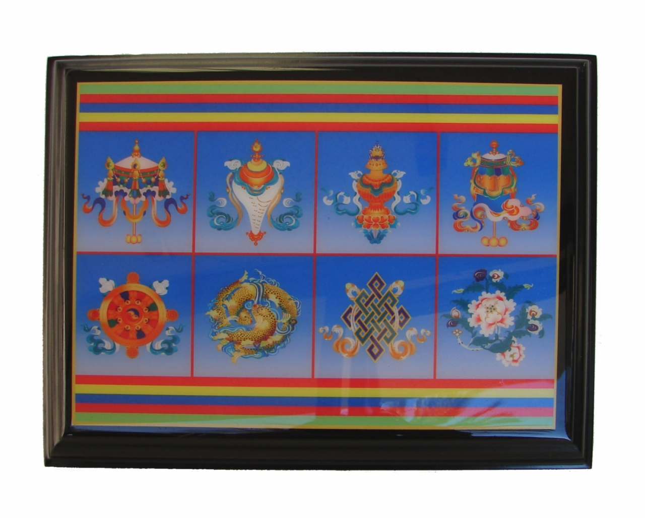 Eight auspicious symbols plaque biocorpaavc Gallery