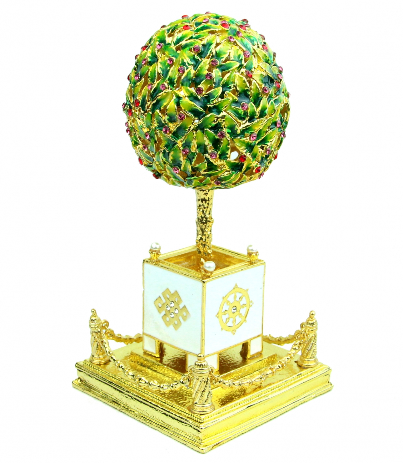 Feng Shui Bejeweled Wealth Granting Tree