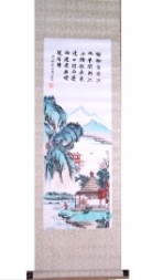 Chinese Wall Scrolls