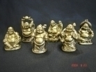 Set of Buddha Statues