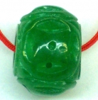 Carved Jade Pendants