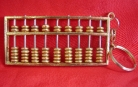 Feng Shui Brass Abacus