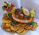 Feng Shui Dragon Tortoises