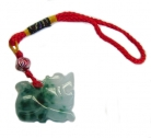 Green Jade Pi Yao Charms
