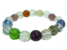 Color Crystal Bracelets