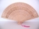 10 of Sandal Wood Fans