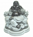 Sitting Black Buddha