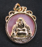 Golden Buddha Pendants