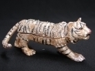 Bejeweled White Tiger