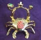 Golden Crab