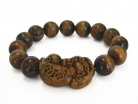 Tiger Eye Pi Yao Bracelet