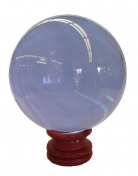 Purple Crystal Ball