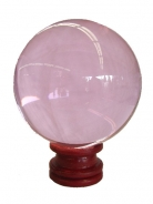 Pink Crystal Ball