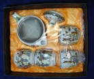 Tea Sets with Chinese Lady Pictures