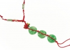 3-Jade-Coin Necklace