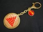Hum Amulet Keychain