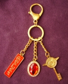 Red Coral Tuesday Talisman
