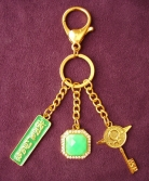 Green Gem Wednesday Talisman