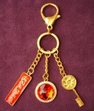 Red Jewel Sunday Talisman