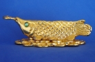 Brass Arrowana Fish