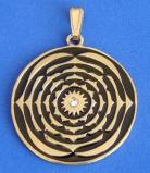 Lotus Mandala Pendant