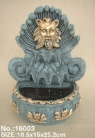 Water Fountain with Lion Head