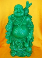 Standing Money Buddha
