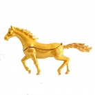 Bejeweled Golden Horse