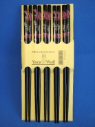 Black Chopsticks in Bulk