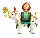 Elephant Carrying Mani BaoZhu