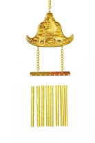 Sun Moon 8-Rod Wind Chime