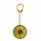 6-Heaven Gold Coin Dragon Amulet