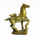 Brass Fly on Horse Statue