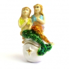 Bejeweled Horoscope Pisces Statue