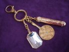 Protection Amulet with Mirror and Blessings