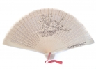 Advanced Sandalwood Hand Fan