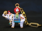 Elephant Carrying Mani BaoZhu Amulet