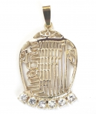 Powerful Tenfold Kalachakra Protection Pendant