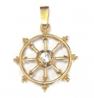 Fortune Wheel Pendant
