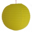 2 of Yellow Paper Lanterns