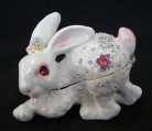 Bejeweled White Rabbit